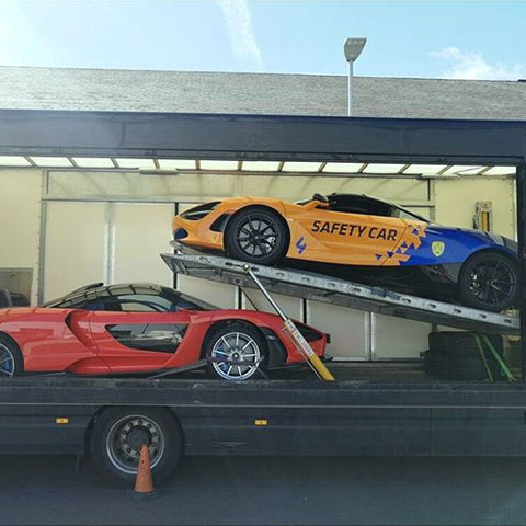 Sports Car Transport 2